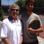 Tennis Tournament Victory through Mental Toughness